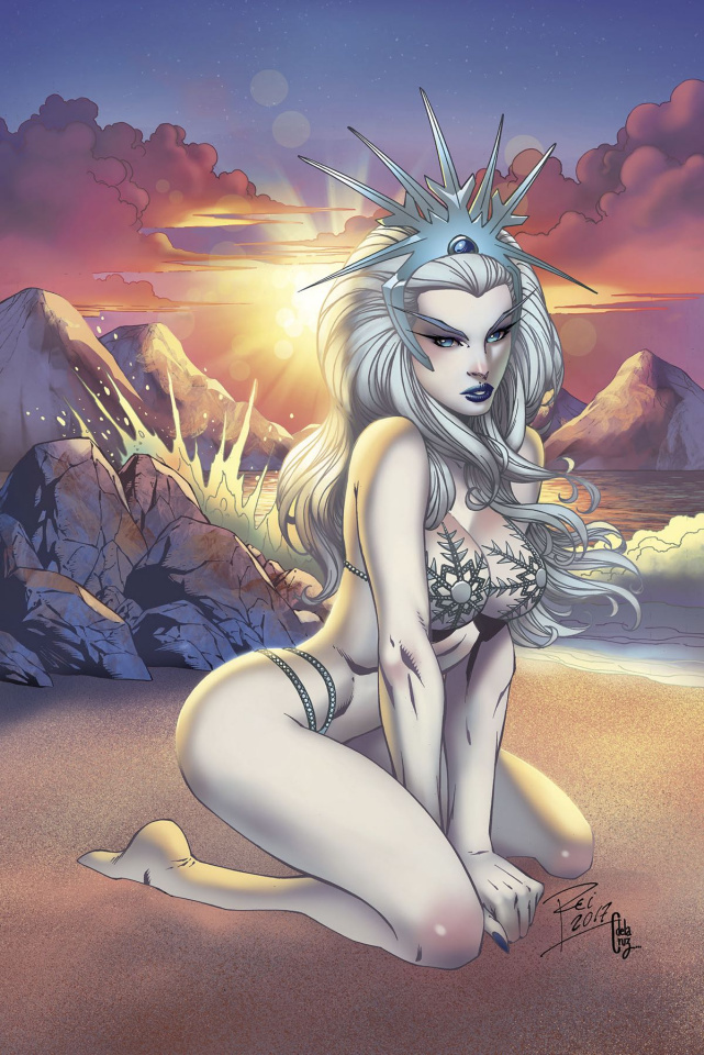 Grimm Fairy Tales Swimsuit Special 2017 (Rei Cover)