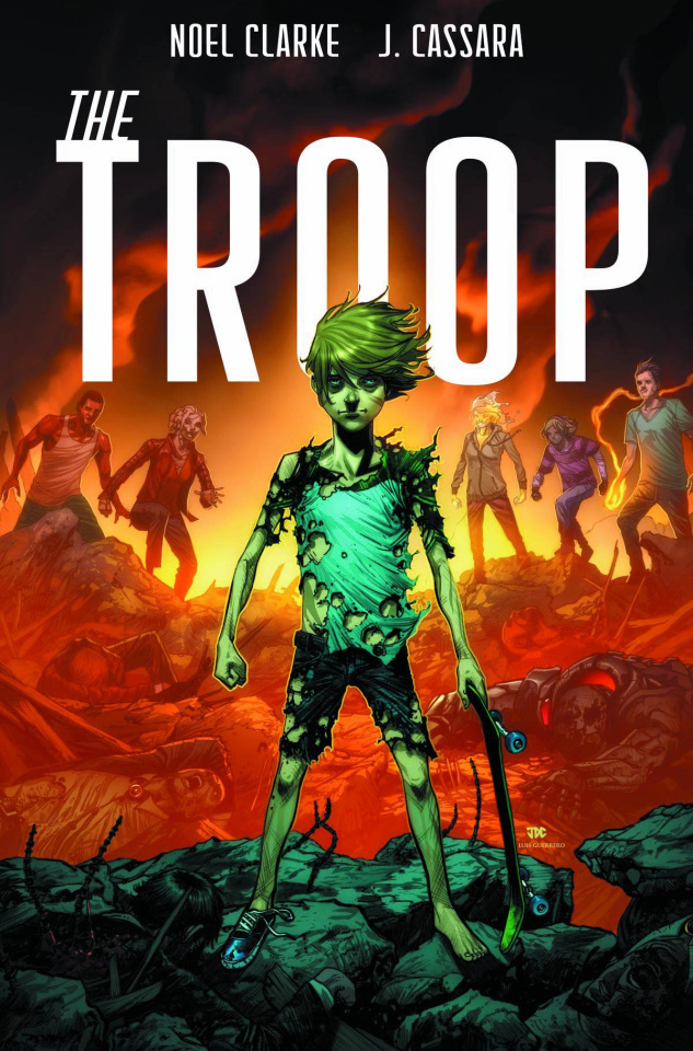 The Troop #3 (Cassara Cover)
