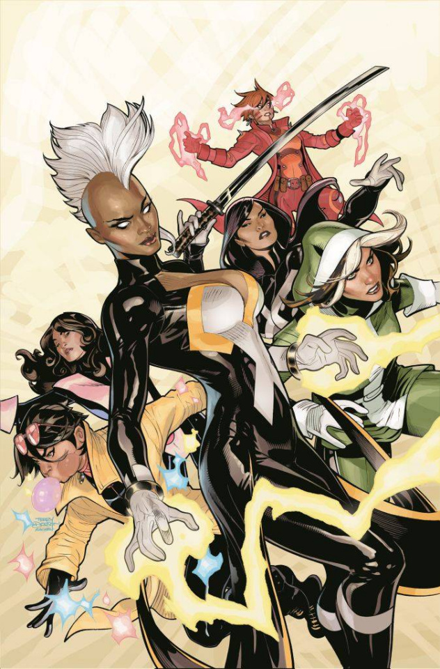 X-Men #1 (Dodson Cover)