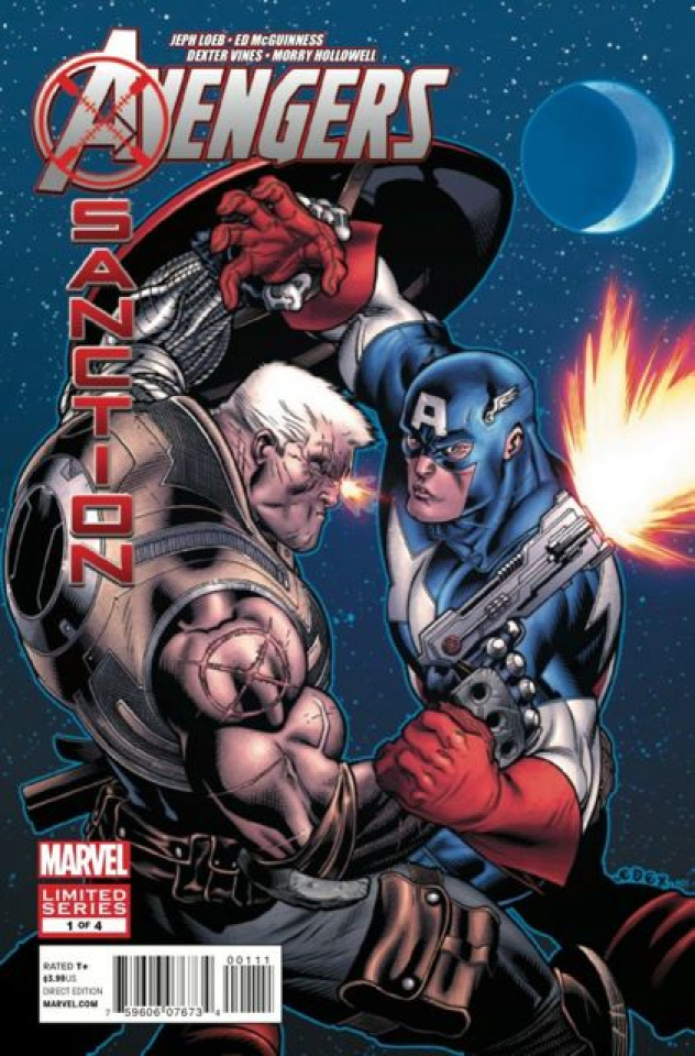 Avengers: X-Sanction #1