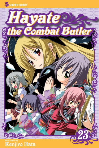 Hayate: The Combat Butler Vol. 23
