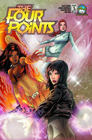 The Four Points #1 (Cover A)