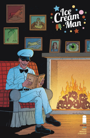 Ice Cream Man #20 (Morazzo & O'Halloran Cover)