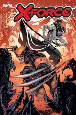 X-Force #13 (Coello Cover)