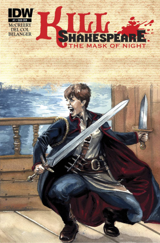 Kill Shakespeare: The Mask of Night #1
