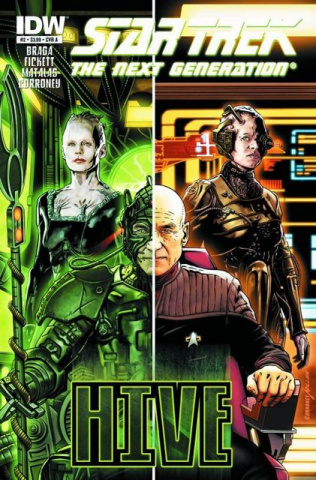 Star Trek: The Next Generation - Hive #2