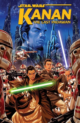 Kanan: The Last Padawan #1 (True Believers)