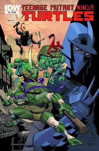 Teenage Mutant Ninja Turtles #12