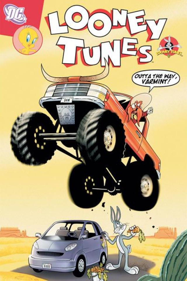 Looney Tunes #200