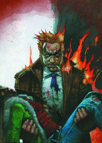 Hellblazer: The Devil's Trench Coat