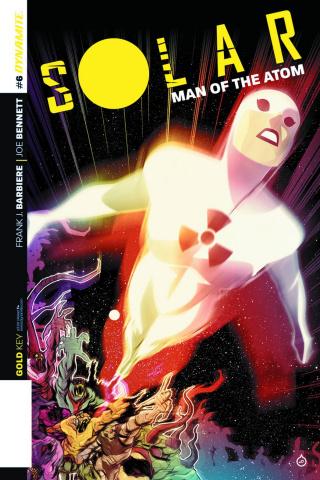 Solar: Man of the Atom #6