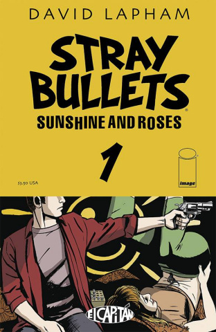 Stray Bullets: Sunshine and Roses #1