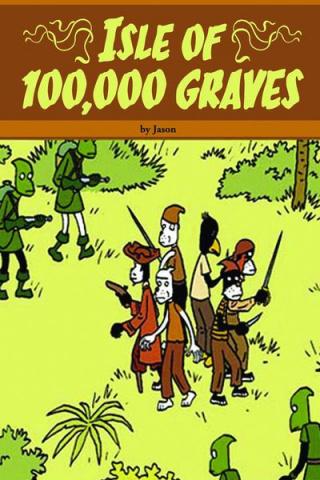 Isle of 100000 Graves