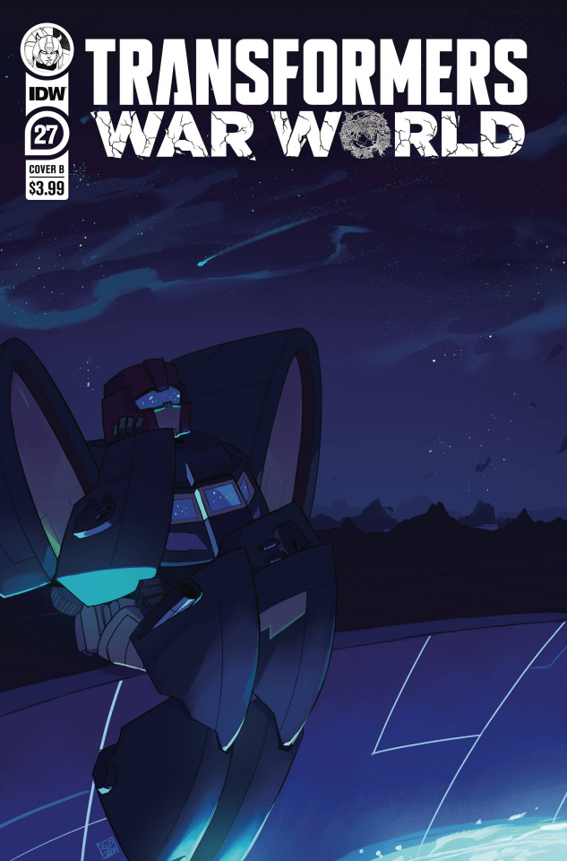 The Transformers #27 (Red Powell Cover)