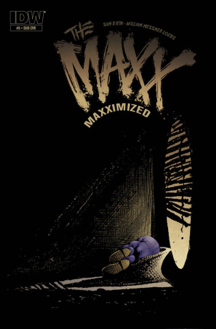 The Maxx: Maxximized #5 (Subscription Cover)