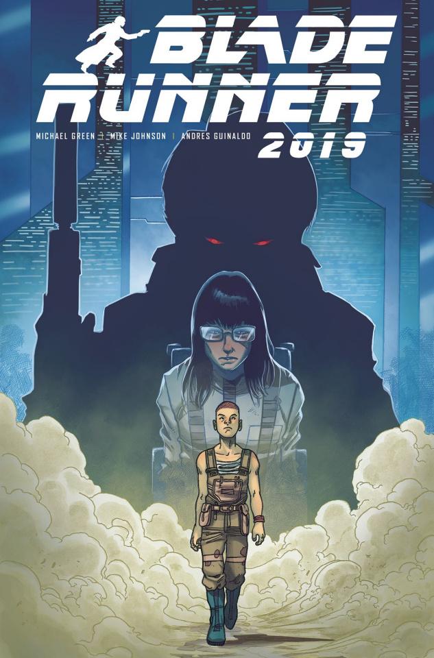 Blade Runner 2019 #7 (Guinaldo Cover)