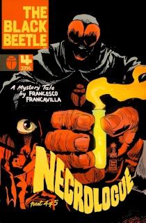 The Black Beetle: Necrologue #4