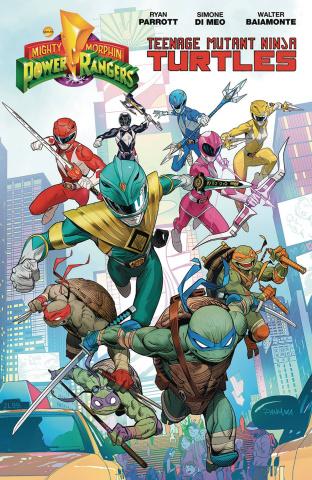 Power Rangers / Teenage Mutant Ninja Turtles