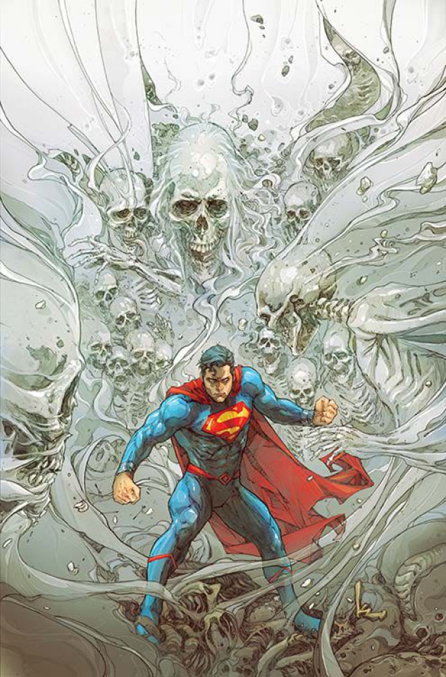 Superman #5 (Variant Cover)