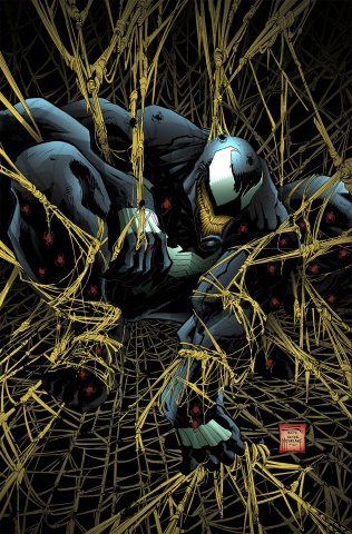 Venomized #5 (Sandoval Cover)