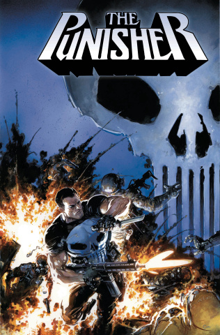 The Punisher #1 (Crain Cover)