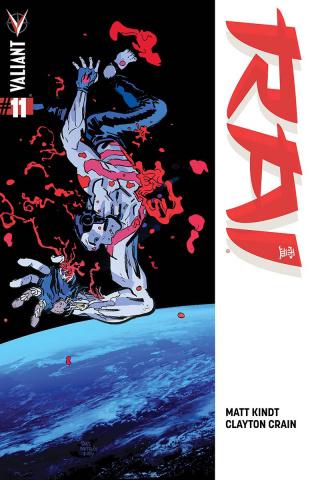 Rai #11 (20 Copy Maybury Cover)