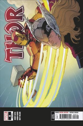 Thor #8 (2nd Printing)