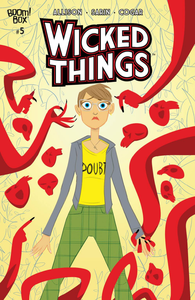 Wicked Things #5 (Allison Cover)