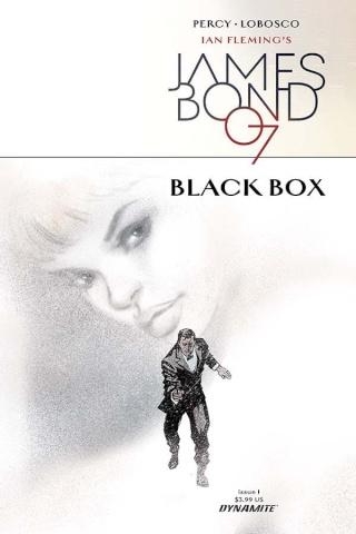 James Bond: Black Box #1 (Moritat Cover)
