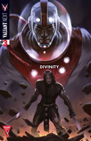 Divinity #3 (Kevic-Djurdjevic Cover)