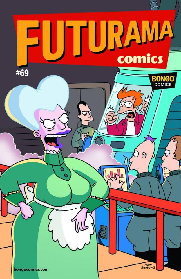 Futurama Comics #69