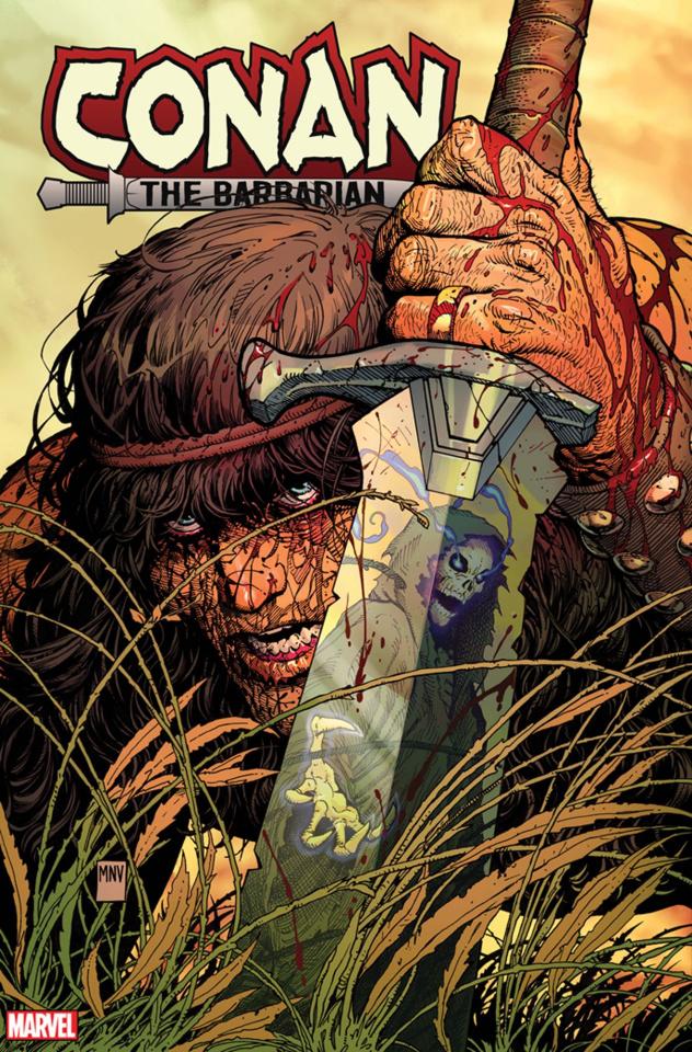 Conan the Barbarian #10 (McNiven Cover)