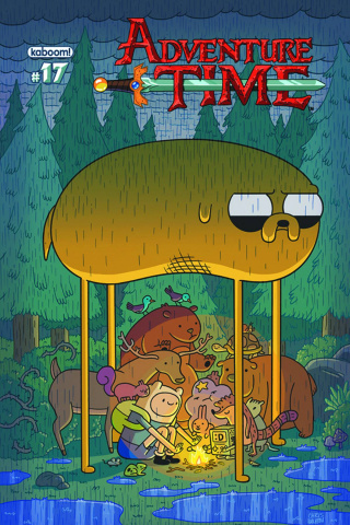 Adventure Time #17