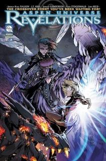 Aspen Universe: Revelations #2 (Konat Cover)