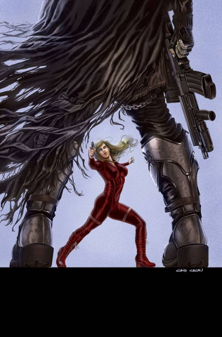 Grimm Fairy Tales: Red Agent #2 (Cacau Cover)