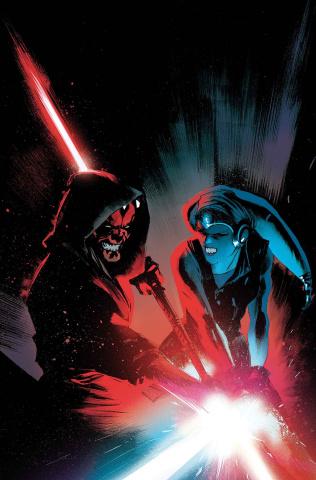 Star Wars: Darth Maul #5
