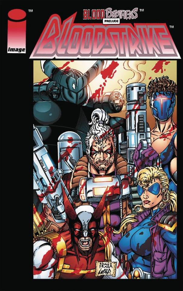 Bloodstrike #1 (Remastered Fraga Edition)