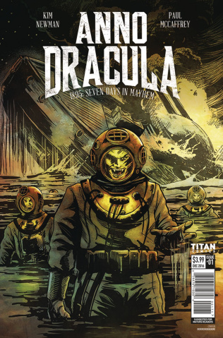Anno Dracula #1 (Williamson Cover)