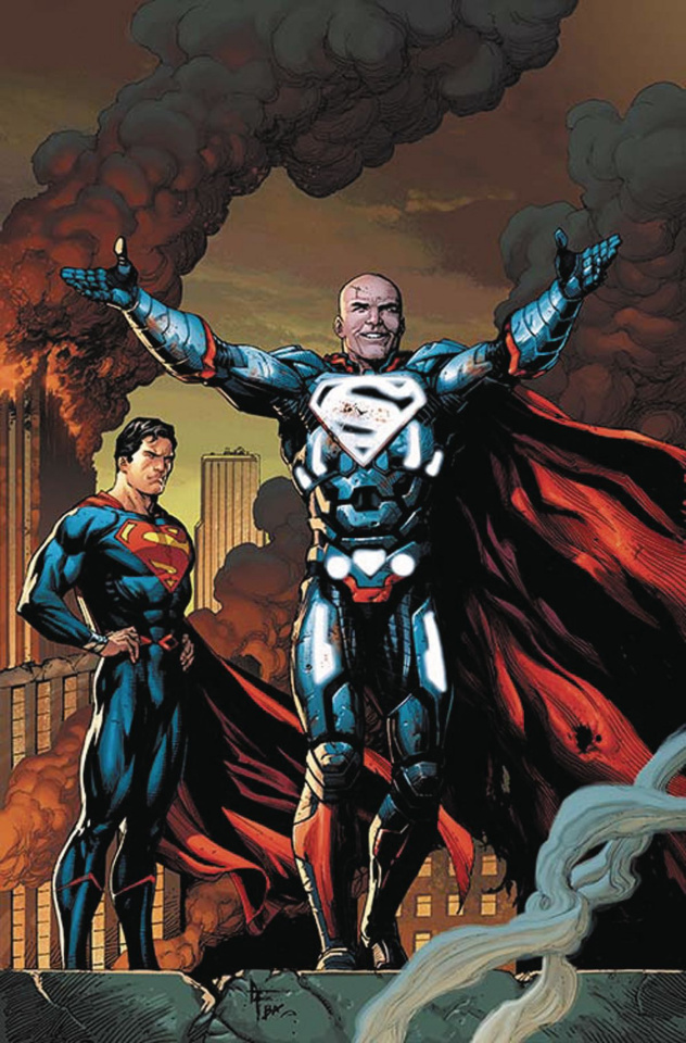 Action Comics #967 (Variant Cover)