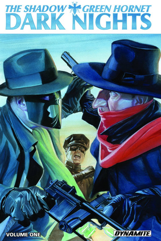 The Shadow / Green Hornet Vol. 1: Dark Nights