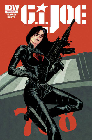 G.I. Joe #1 (Subscription Cover)