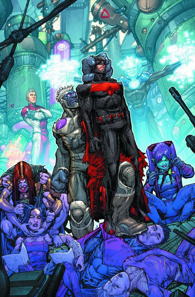Justice League 3000 Vol. 2: The Camelot War