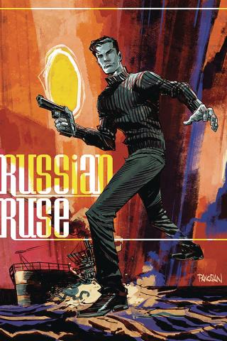 James Bond: Origin #7 (10 Copy Panosian Virgin Cover)