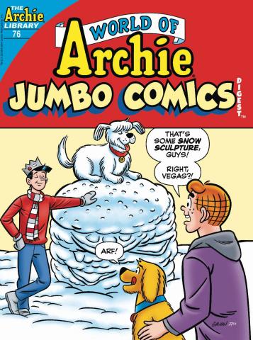 World of Archie Jumbo Comics Digest #76