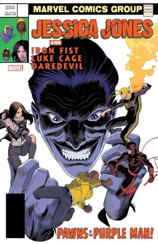 Jessica Jones #13 (Mora Cover)