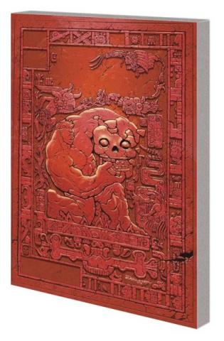 Red Hulk: Mayan Rule