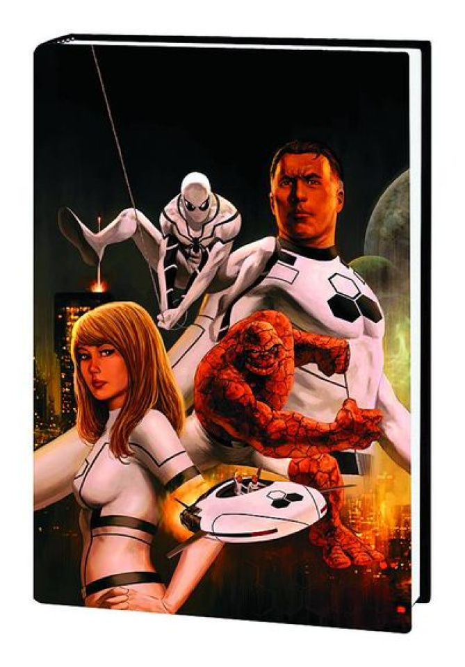 FF by Jonathan Hickman Vol. 1 (Epting Cover)