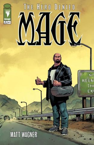 Mage: The Hero Denied #3