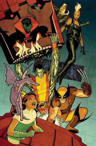 Uncanny X-Men #1 (Chiang Cover)