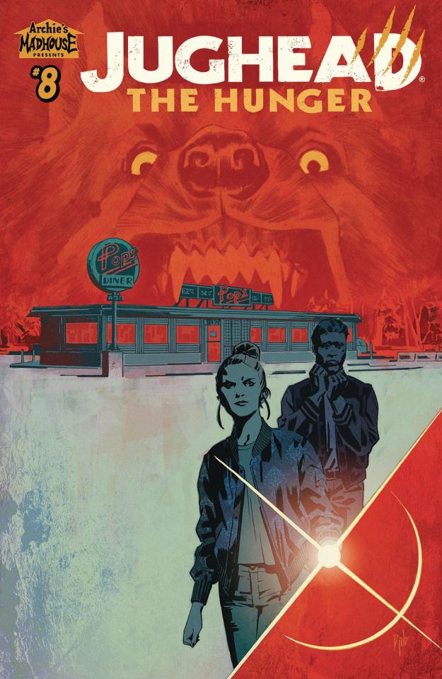 Jughead: The Hunger #8 (Morrissette Phan Cover)